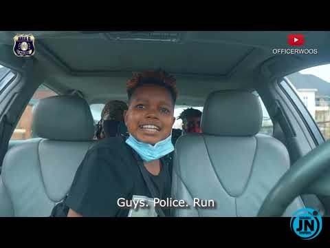 Officer Woos - The Armed Robber- The Sales Boy